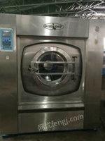 安徽安庆出售100台xgq-100二手洗涤设备40000元