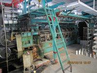 山东威海出售6台经编二手织造机械电议或面议