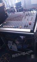 奥雷线阵双8音箱出售 20000元