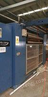 出售二手印染设备 桑德森立式碳素磨毛机
