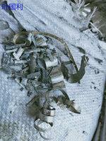 供应废锌合金屑12吨,锌98%铝2%