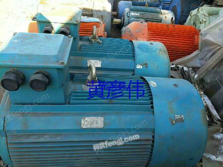 出售YVF2450L2-10 400KW660V变频调速三相异步电动机