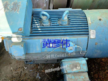 出售YPT400M-8 280KW380V变频调速三相异步电动机