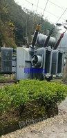 二手电力变压器出售