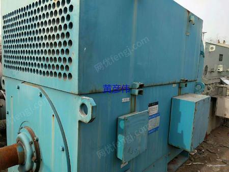 出售二手电机YJTFKK5004-10 450KW380V变频调速三相异步电动机