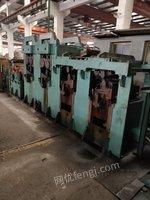 浙江出售二手450平整拉矫机