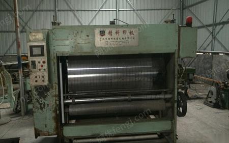 纸箱厂设备低价转让