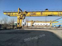 出售LH葫芦双10吨跨度28.5米 LH葫芦双10吨跨度28米