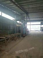 出售河北0816钢结构通过式抛丸机