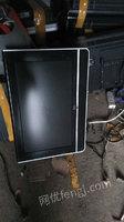 处理库存二手21寸TCL电视机,有20多台