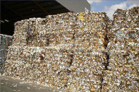 回收废纸,黄板纸