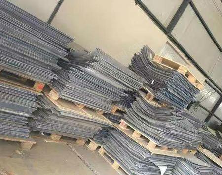 山东济南出售印刷铝板一百多吨