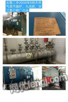 Selling used 5T gas&steam boiler