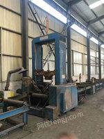 现货出售钢结构生产线