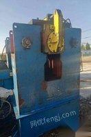 处置积压无锡阳通产,60b液压h型钢矫正机一套,