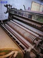 急求购成套粗纺G型272二手梳毛机,配583细纱机,要求两连的活车四台套!