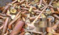 沈阳厂家回收废紫铜黄铜铜线