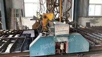 出售淮安钢结构生产线