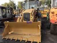 市场现货青海柳工CLG777A库存挖掘装载机