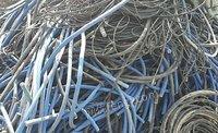 大量回收废电线电缆铜板边角料