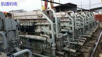 浙江出售三菱重工S6U1250K∨A发电机