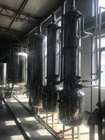 湖北黄冈出售9台二手无效蒸馏水机