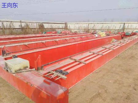 出售精品葫芦双梁行车16台 LH5吨跨度14.18米 LH5吨跨度13.77米