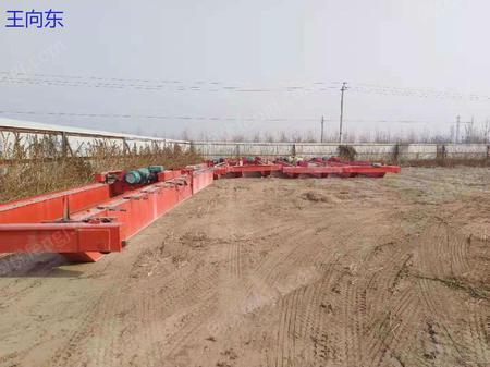 急售16台精品葫芦双梁行车LH5吨跨度14.18米 LH5吨跨度13.77米
