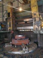 出售俄罗斯重型3.2米双刀架立车,工作台直径3.2米承重60吨,加工高度2米