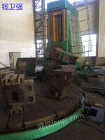 出售武汉重型Ф8米滚齿机
