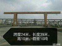 出售10吨跨度24米全包厢龙门吊