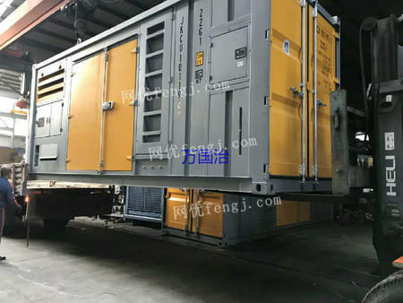 出租200-800KW柴油发电机组多台