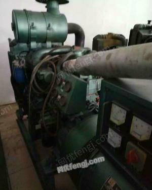 广东200-500KW发电机组出租