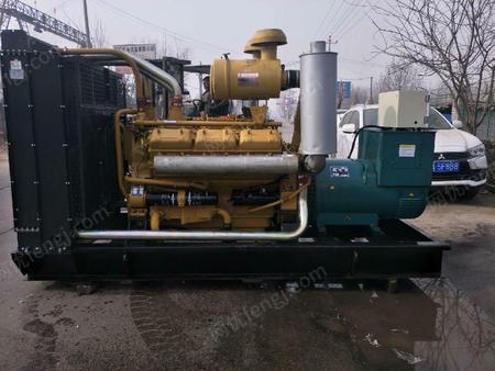出租上柴12v400千瓦柴油发电机