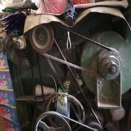 转让闲置二手棉花机,轧花机,梳理机