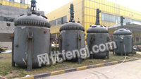 长期高价回收化工设备,反应釜