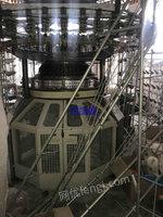 出售肯伯03W/S-FS CTJC4089 30-48F大圆机1台