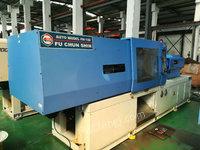 出售富强鑫100-125吨注塑机