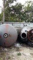 浙江出售5吨不锈钢反应釜