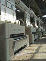 出售五套96全套车间设备,扎花机,皮棉清理机等设备