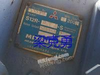 出售日本三菱重工1250千瓦发电机组
