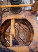 14年浙江华城电梯标高,两台。1米5大笼子带配重。八零节面