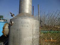 出售二手300——1200型蒸馏塔