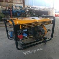 刚买的柴油发电机出售