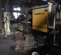 本厂转让十台冷室压铸机,200吨至800吨等