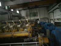 出售12台2500Kw柴油发电机组,出线电压10500