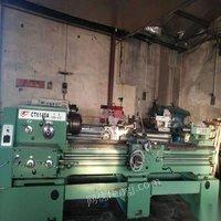 处置积压太原产车床ct6140ax2米,液压机63吨
