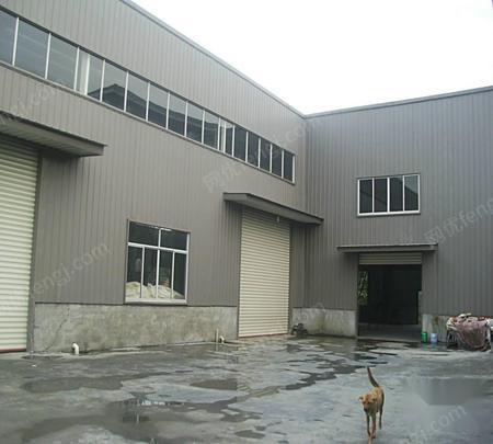 临安太湖源5.5亩地3000方厂房整