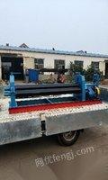 供应金润12*2500机械自动卷板机