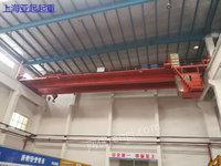 出售一台QD型16/3.2T双梁桥式起重机跨度22.5米九成新,在位手续齐全。